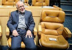 زنگنه درباره تهاتر نفت با کالا بین ایران و روسیه سکوت کرد
